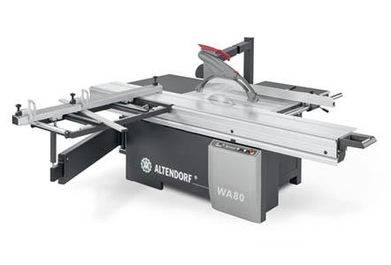 Altendorf WA80 TE Sliding Table Panel Saw
