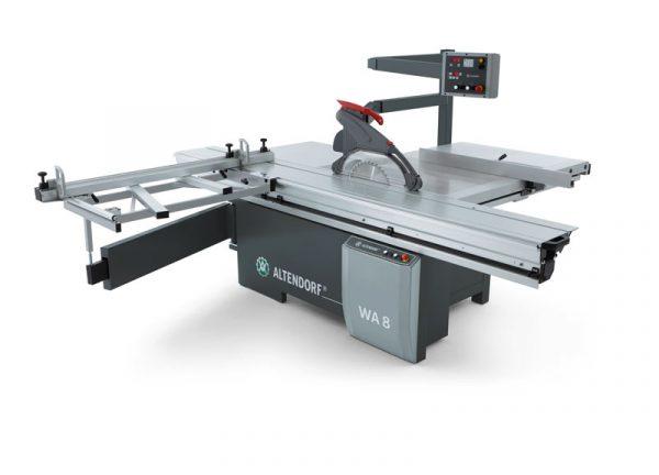 Altendorf WA8X Sliding Table Panel Saw