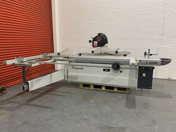 Used Robland Z3200 Sliding Table Panel Saw