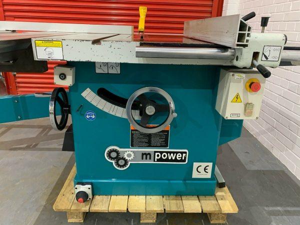 MPower TS450 Tilt Arbor saw bench