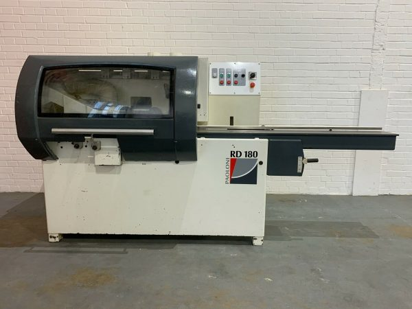 paoloni four sided planer