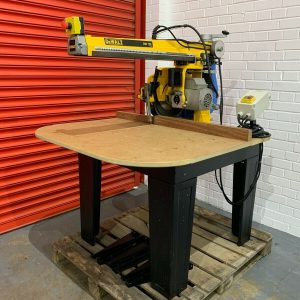 Dewalt DW728 Radial Arm crosscut saw